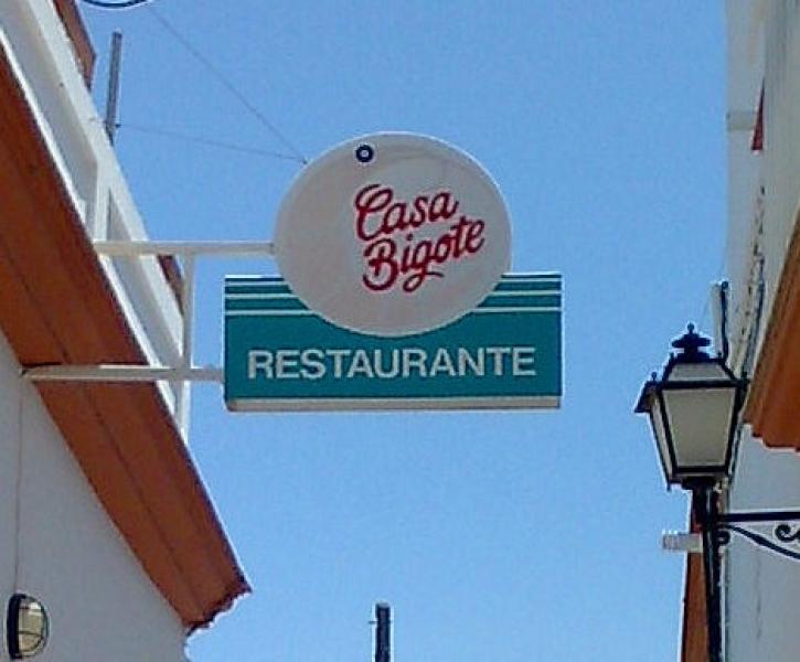 Restaurante casa bigote sanl car ojo al plato - Casa bigote sanlucar ...