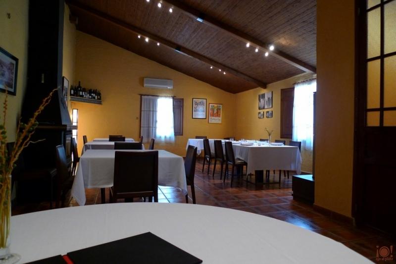 Restaurante l entiscar chulilla valencia ojo al plato - Restaurante adrede ...