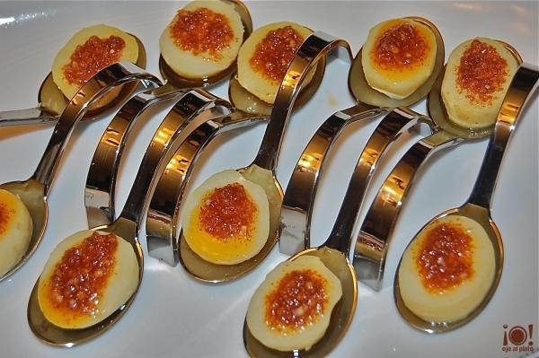 Cocina en miniatura aperitivos tapas y montaditos ojo - Aperitivos frios originales ...